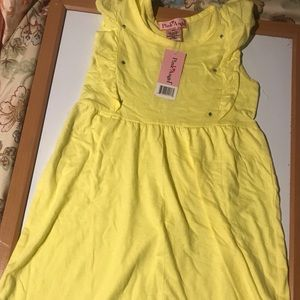 Girls casual dresses size 5-6 and 6